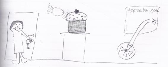Zeichnung Laufrad